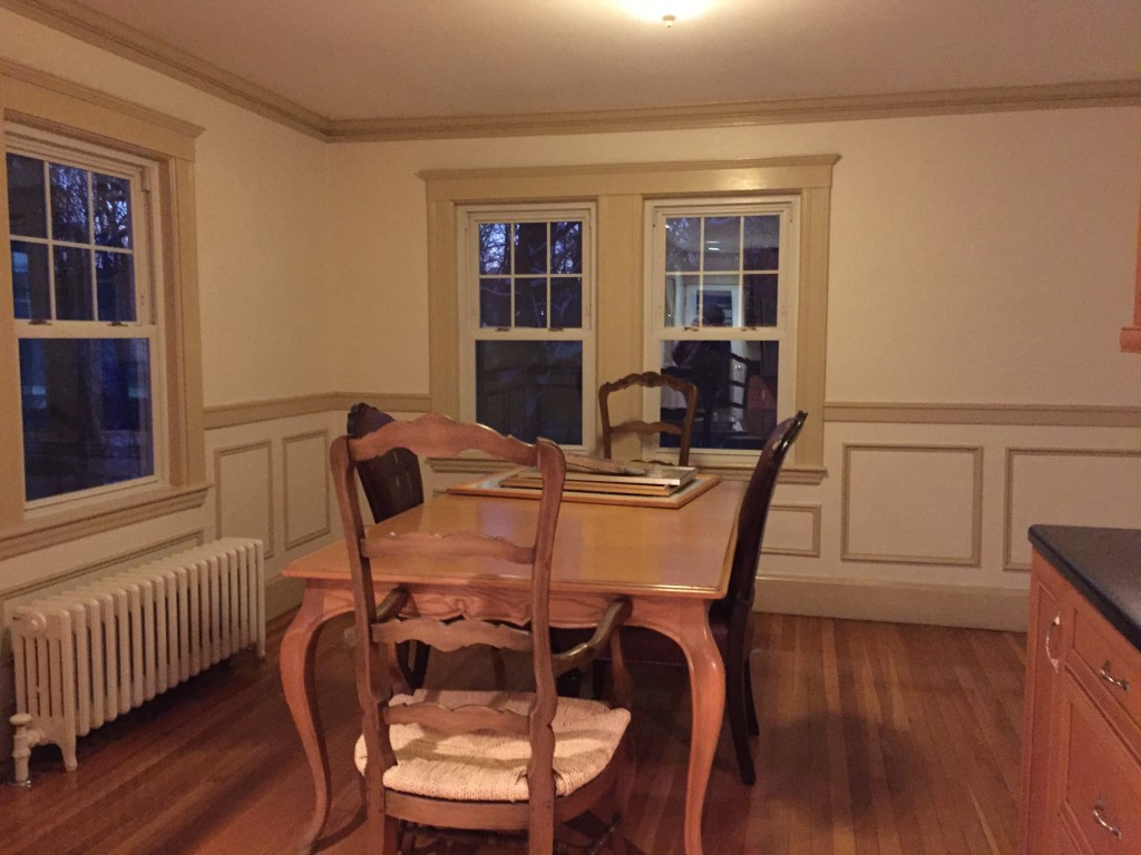 Dining Room - Before 2